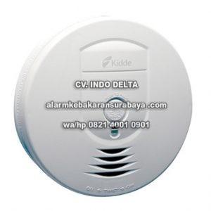 9 Volt Baterai Dioperasikan Detektor Asap Nirkabel Kidde RFSMDC Surabaya