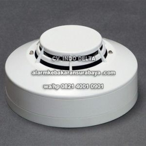 HC 206ER aksesoris Hong Chang Photoelectric Smoke Detector Surabaya