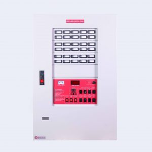 HC 30 AL Control Panel fire alarm Hong Chang 30 Zone Surabaya