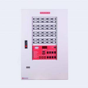HC 40 AL Control Panel fire alarm Hong Chang 40 Zone Surabaya
