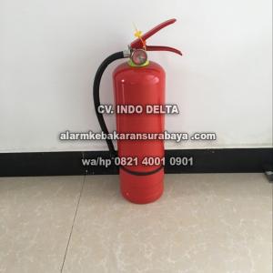 apar powder tabung pemadam kebakaran api 2kg checmical serbuk 2 kg botol merah lengkap 2 tahun (1)