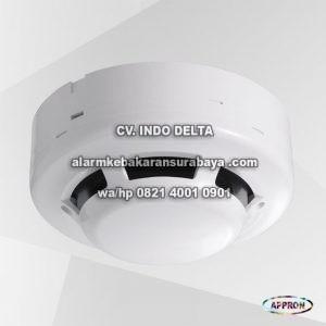 Photoelectric Smoke Detector Fire Alarm MC-206 (1)