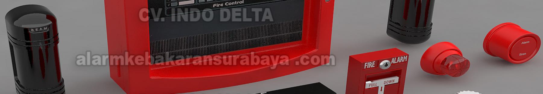 Alarm Kebakaran Surabaya Fire System CV INDODELTA