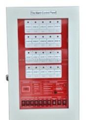 sub kontrol panel alarm kebakaran 10 ZONE SN 2001 Appron surabaya