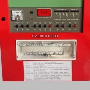 sub kontrol panel alarm kebakaran 15 ZONE SHP - TL 15AL Appron surabaya