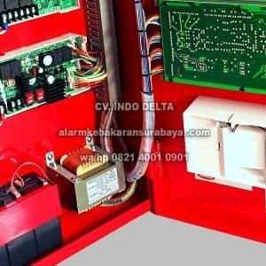 sub kontrol panel fire alarm 25 ZONE SHP - TL 25AL Appron surabaya
