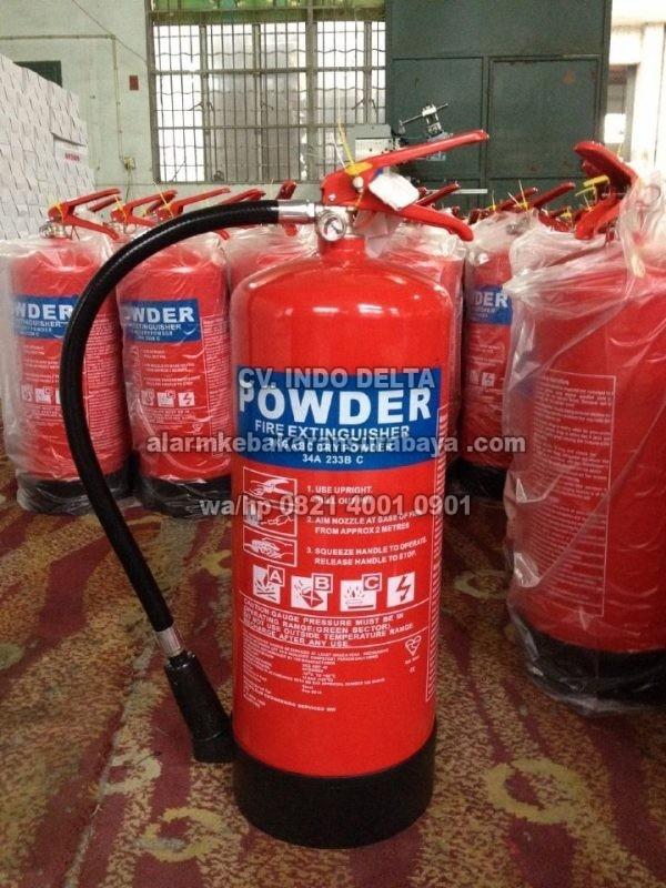 Apar Delta Fire 9 Kg DRY CHEMICAL POWDER ABC
