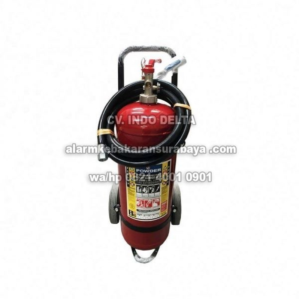 pemadam api tolley Delta Fire 20 Kg DRY CHEMICAL POWDER ABC