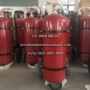 pemadam api tolley Delta Fire 150 Kg DRY CHEMICAL POWDER ABC baru bersertifikat asli dan teruji lab (1)