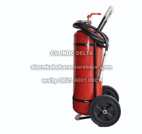 pemadam api tolley Delta Fire 45 Kg DRY CHEMICAL POWDER ABC alat kebakaran segala api cepat padam