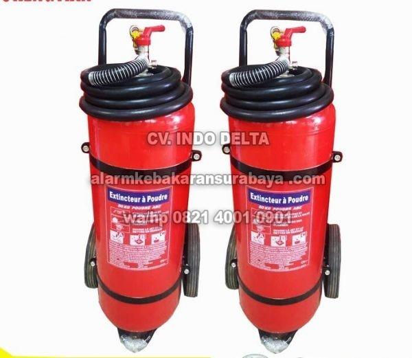 pemadam api tolley Delta Fire 70 Kg DRY CHEMICAL POWDER ABC baru