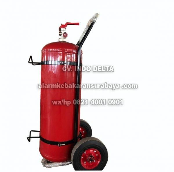 pemadam api tolley Delta Fire 80 Kg DRY CHEMICAL serbuk
